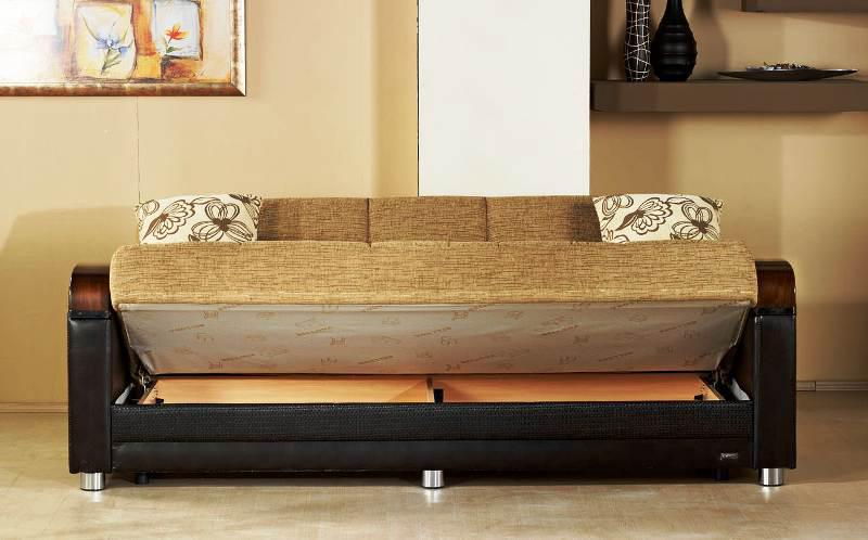 Bellona Sofa Bed Storage