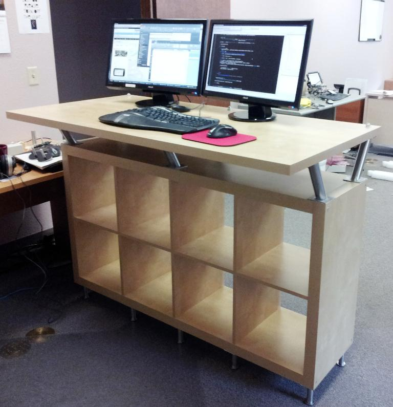 Best Design IKEA Office Desk