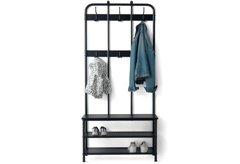 Image of: Clothing Rack IKEA Coat Stand Designs