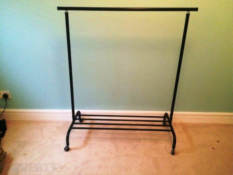 Image of: Clothing Rack IKEA For Sale