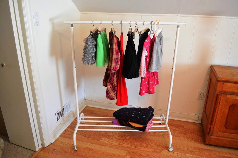 Clothing Rack IKEA RIGGA Designs