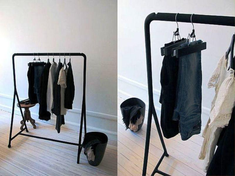 Clothing Rack IKEA TURBO Designs