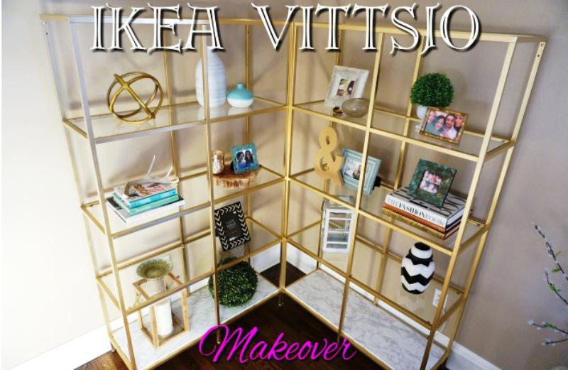 Decorating With IKEA Vittsjö Ideas