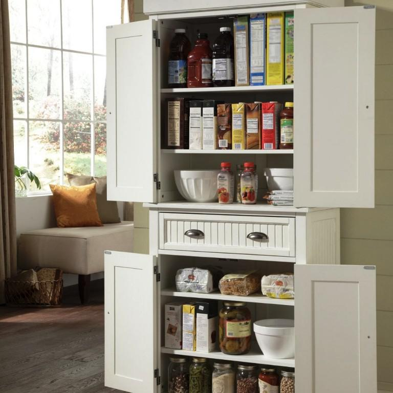 Free Standing Kitchen Pantry Cabinets IKEA