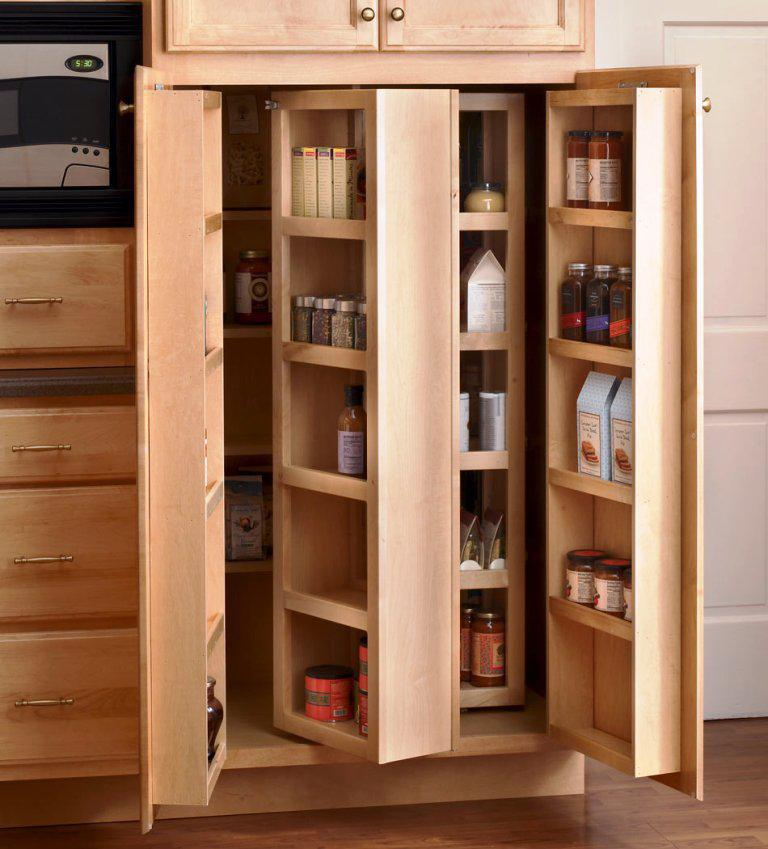 Functional Pantry Cabinet IKEA