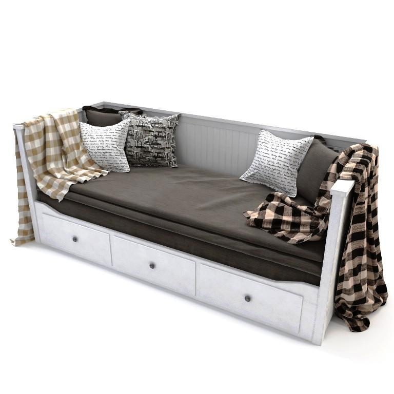 Image of: Hemnes IKEA Day Bed