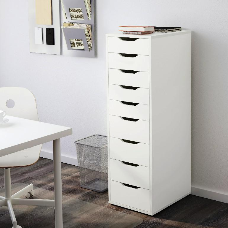 IKEA Alex Drawer Furniture