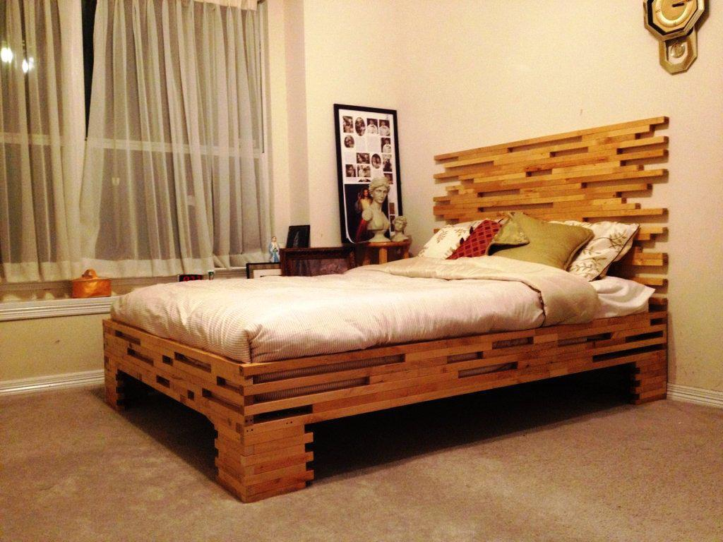 IKEA Cheap Bed Frame