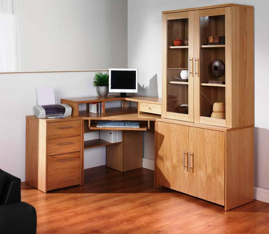 IKEA Corner Office Desk