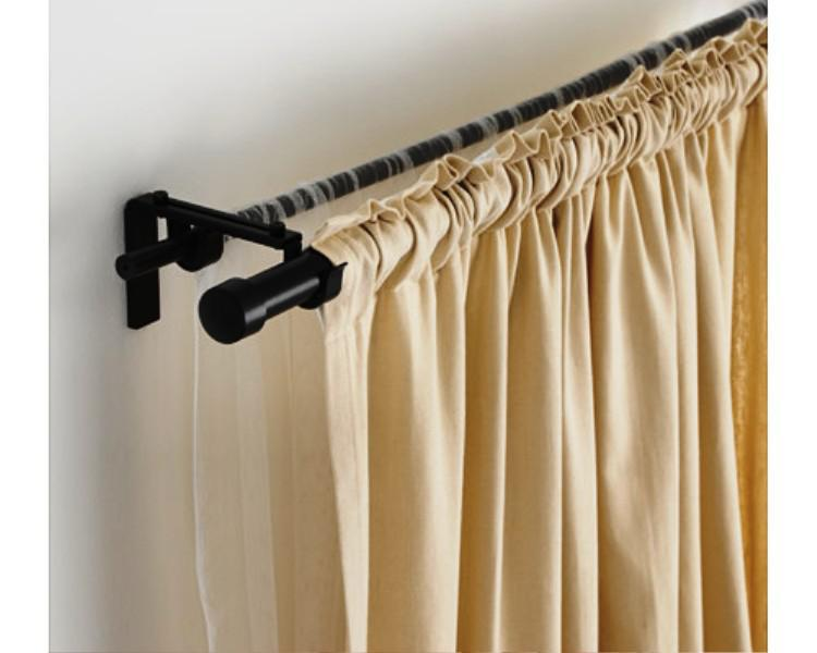 Image of: IKEA Curtain Rods SYRLIG Series