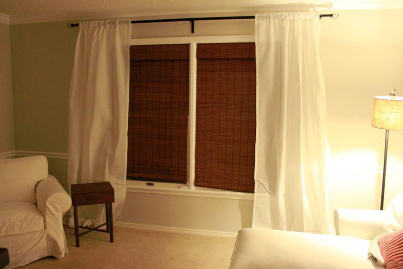 IKEA Curtains White