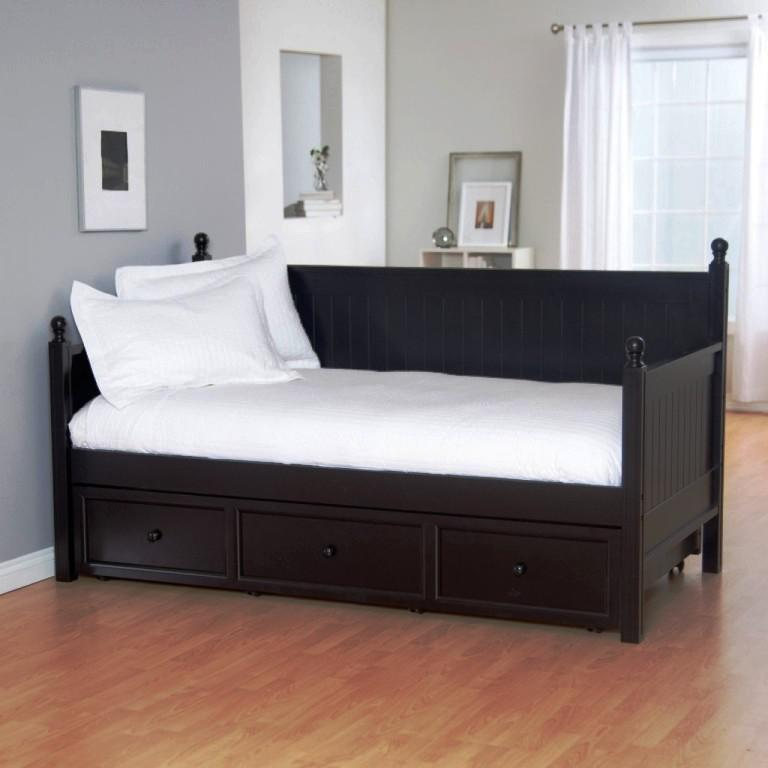 IKEA Day Bed Black