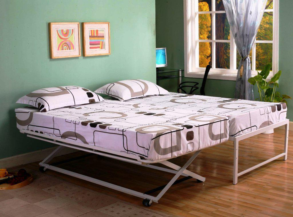 Image of: IKEA Day Bed Double