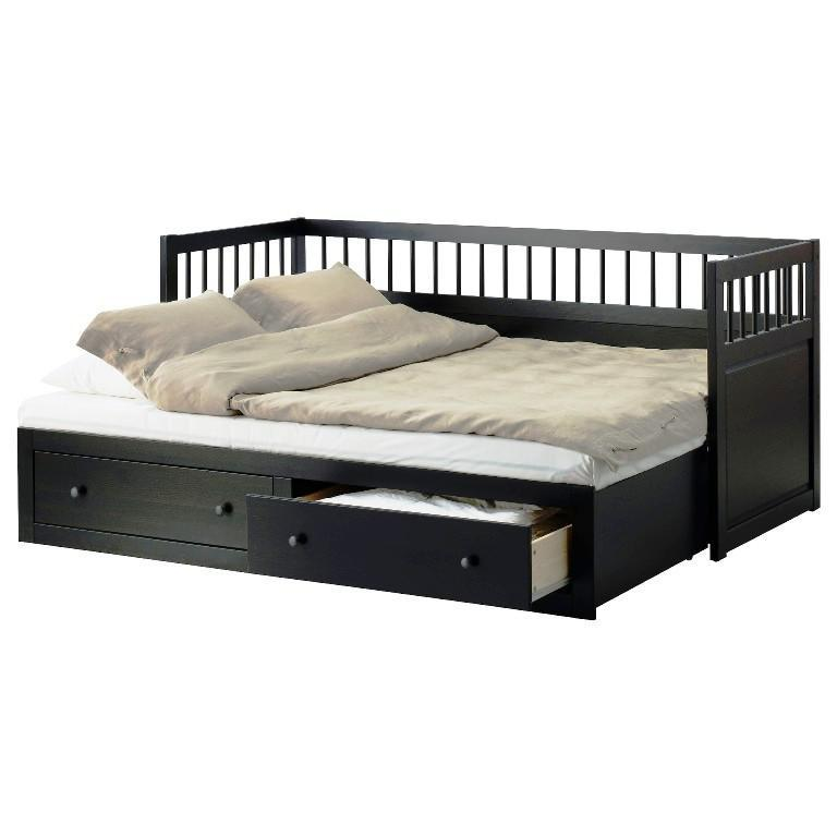 Image of: IKEA Day Bed Frame