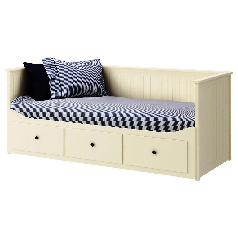 IKEA Day Bed With Storage