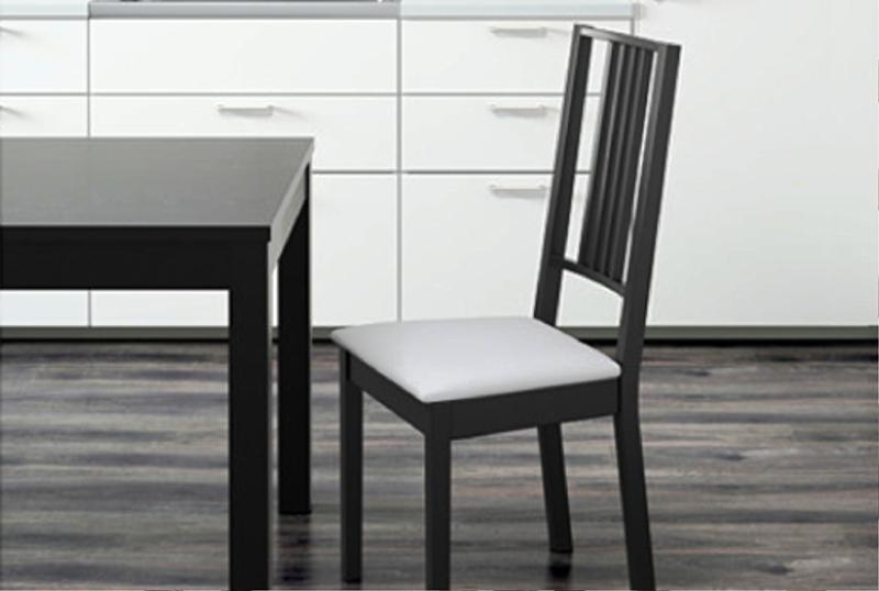 IKEA Kitchen Chairs EKEDALEN