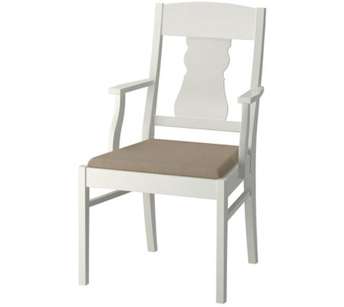 IKEA Kitchen Chairs INGATORP With Armrests