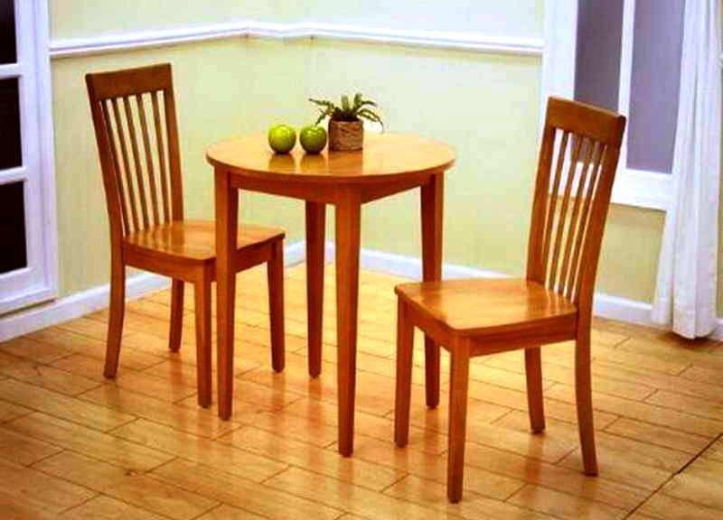 IKEA Kitchen Chairs Table Set Of 3