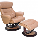 IKEA Recliner With Ottoman