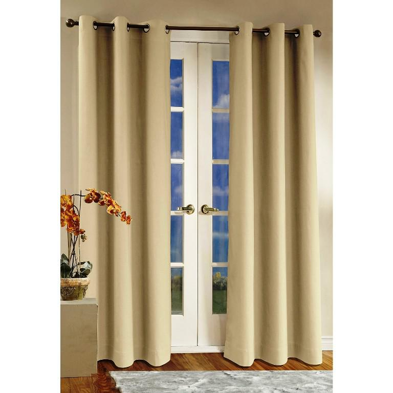 IKEA Sliding Curtain Panels
