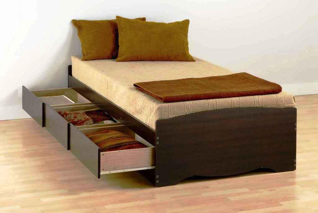 IKEA Twin Platform Bed Frame