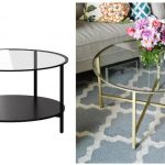 IKEA Vittsjö Glass Coffee Table Hack