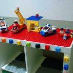 LEGO Play Table With Storage IKEA