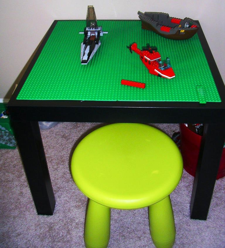 Best Lego Table IKEA Variety