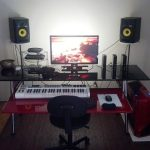 Music Studio Desk IKEA