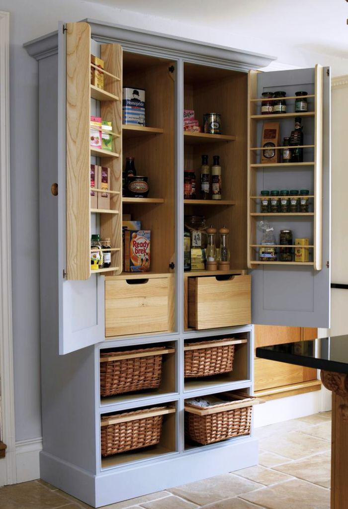 Pantry Cabinet IKEA Storage Ideas
