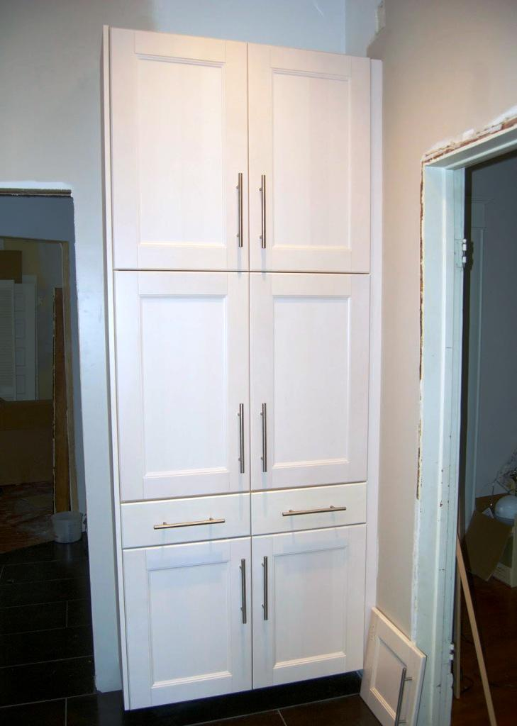 Pantry Storage Cabinets With Doors IKEA