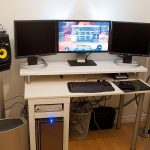 Practical Studio Desk IKEA