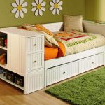 Sleeper Chair IKEA Daybed With Drawers