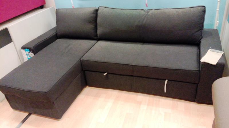 Sleeper Chair IKEA FRIHETEN Sofa Beds
