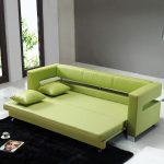 Sleeper Chair IKEA Leather Sofa Bed