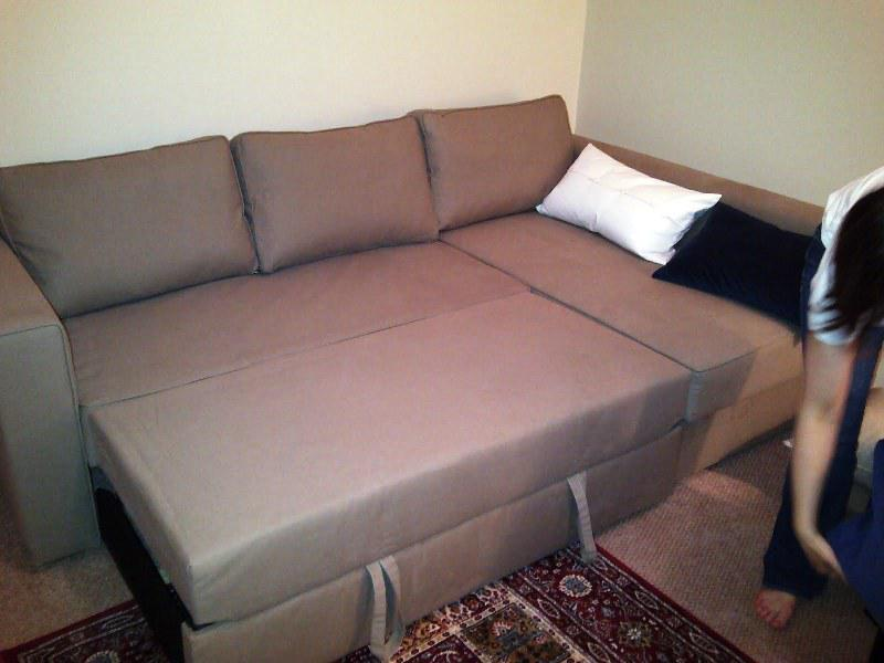 Sleeper Chair IKEA Pull Out Sofa Bed