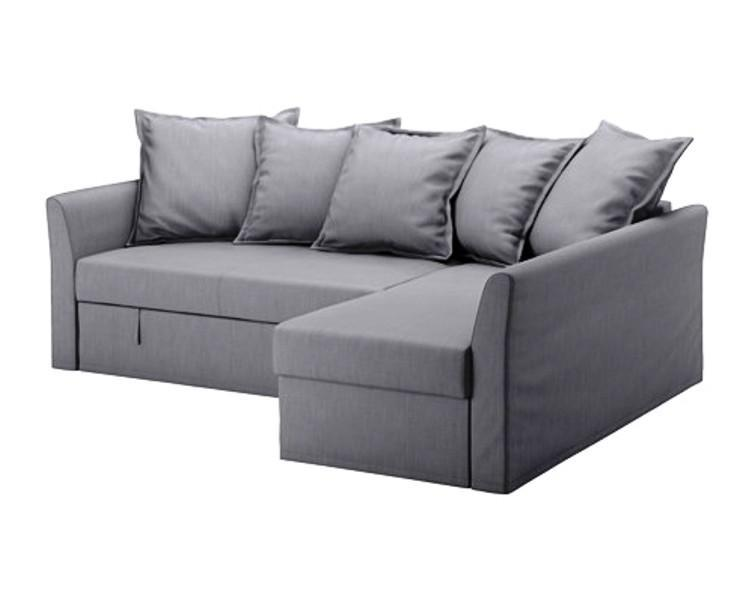 Sleeper Sofa IKEA HOLMSUND 3 Seater With Storage Sectional