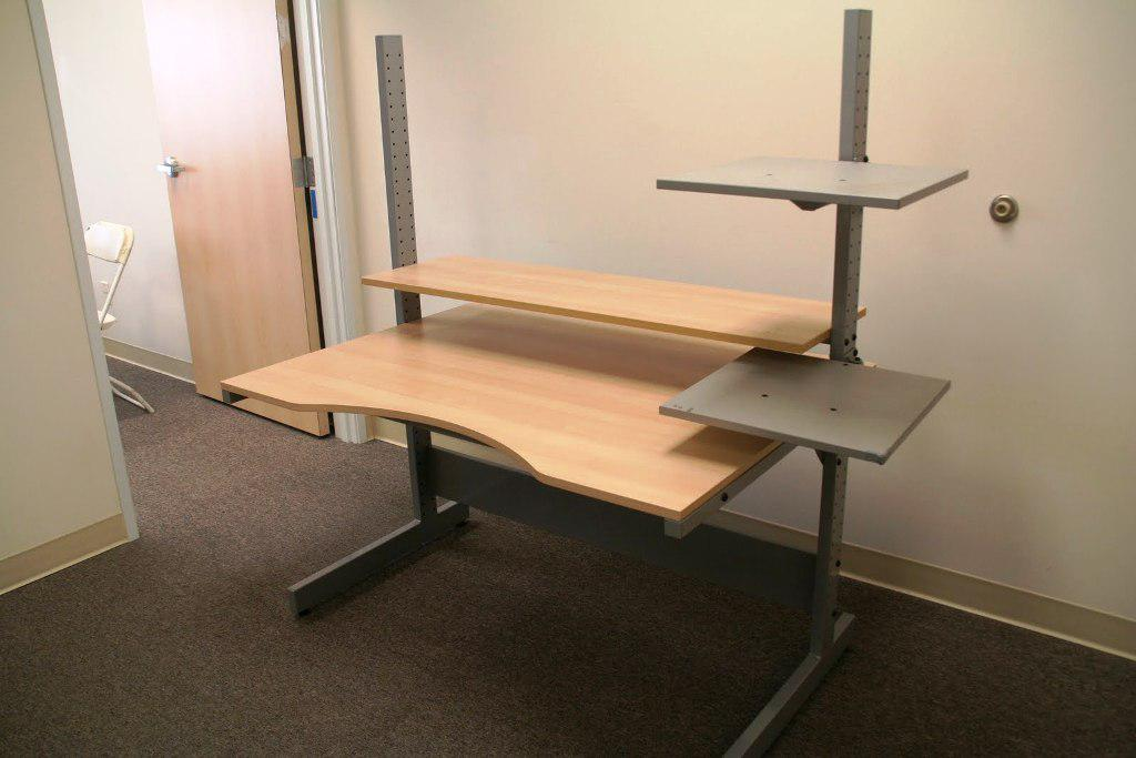 Stand Up Office Desk IKEA