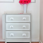3 Drawer Nightstand IKEA