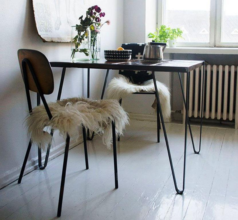Awesome Hairpin Legs IKEA