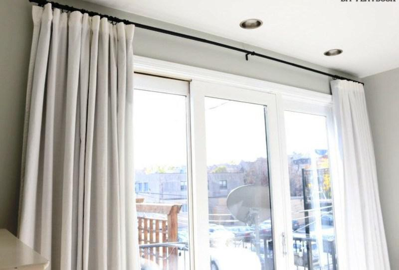 Blackout Curtains IKEA Bedroom Window Shades