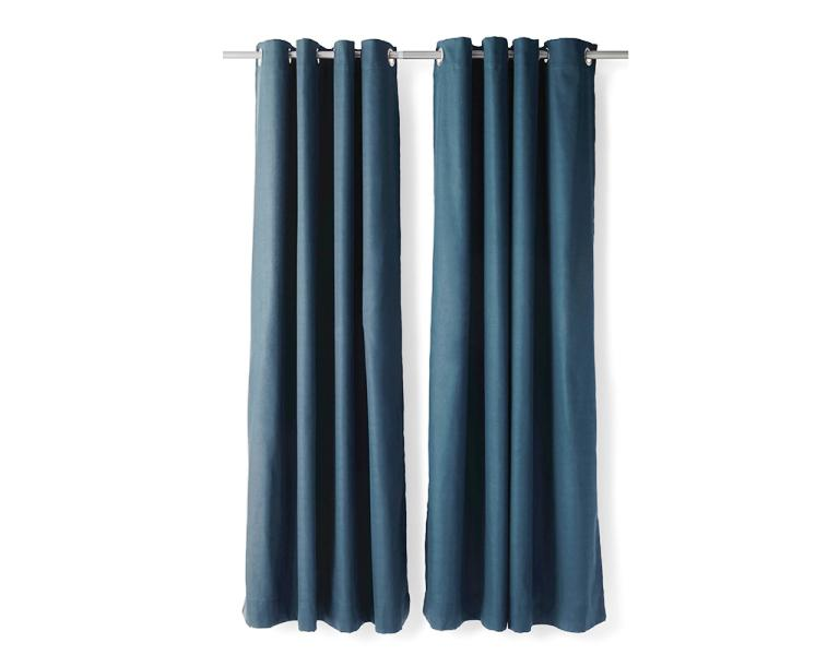 Blackout Curtains IKEA Energy Saving Shades