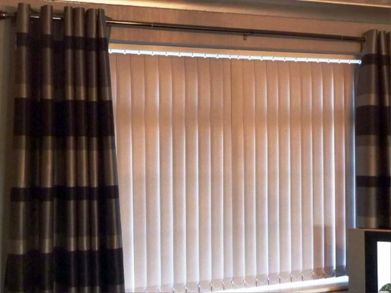 Image of: Blackout Curtains IKEA SOLIDASTER