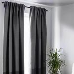 Blackout Curtains IKEA Window Treatments