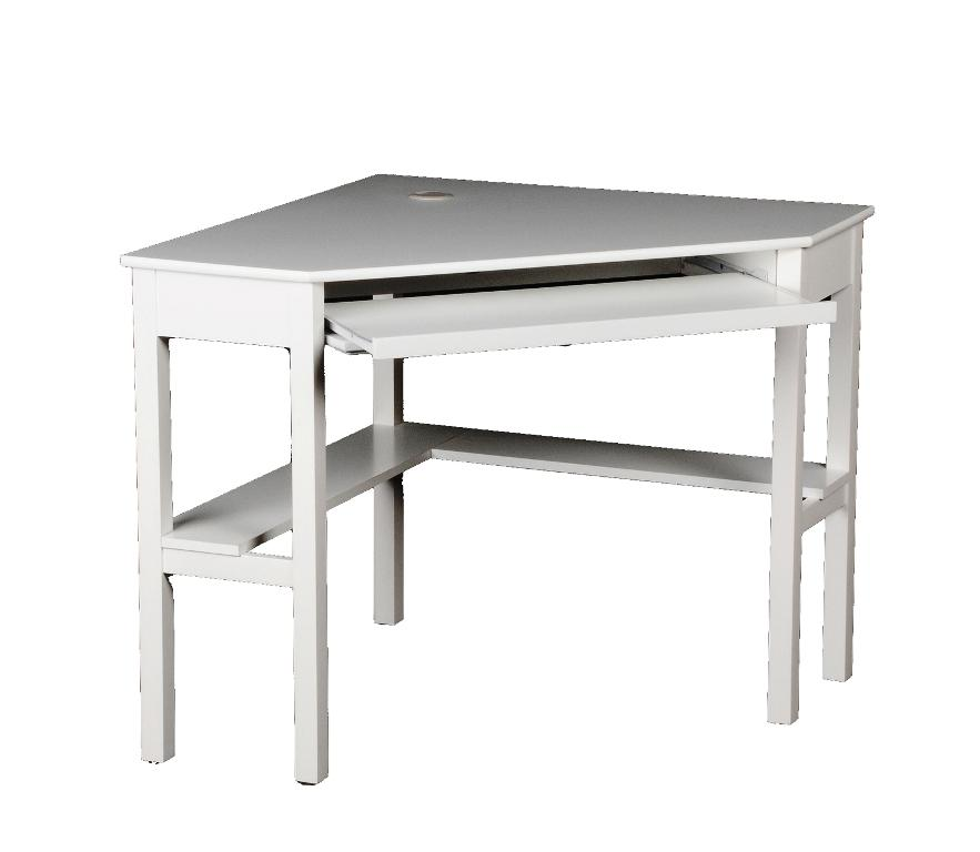 Corner Desk IKEA White