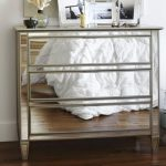 Glass Nightstand IKEA
