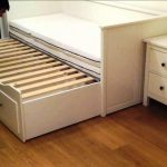 IKEA Brimnes Bed Frame With Drawers Instructions