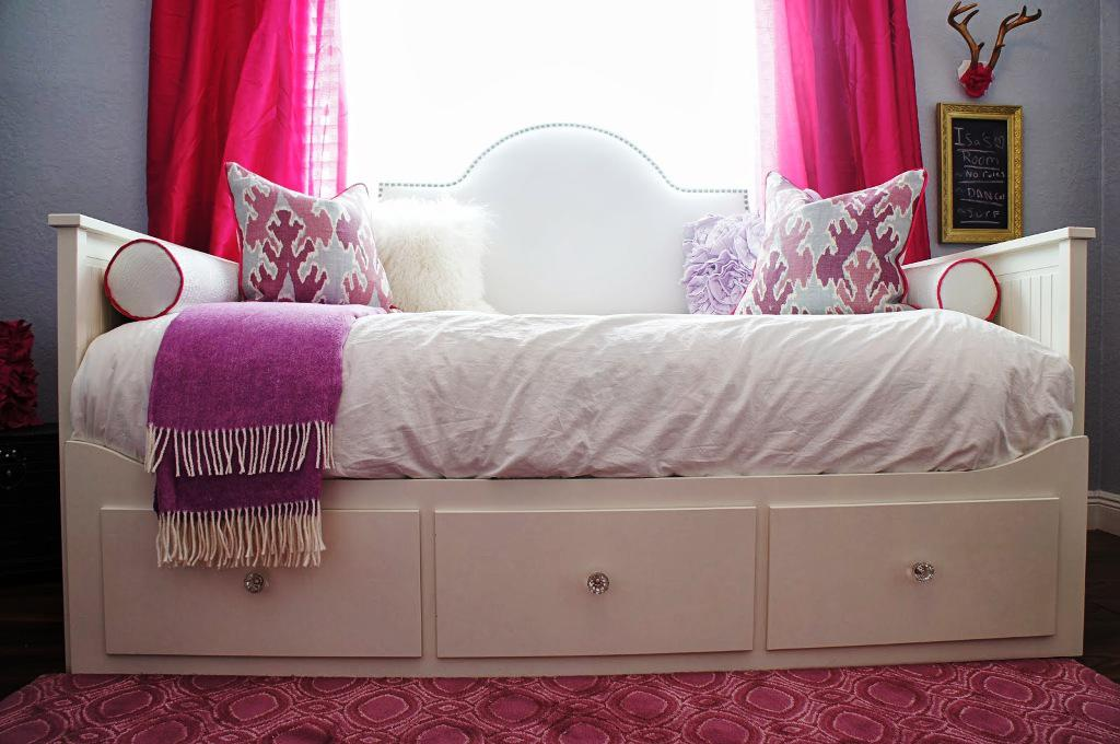 IKEA Brimnes Bed Frame With Drawers Review