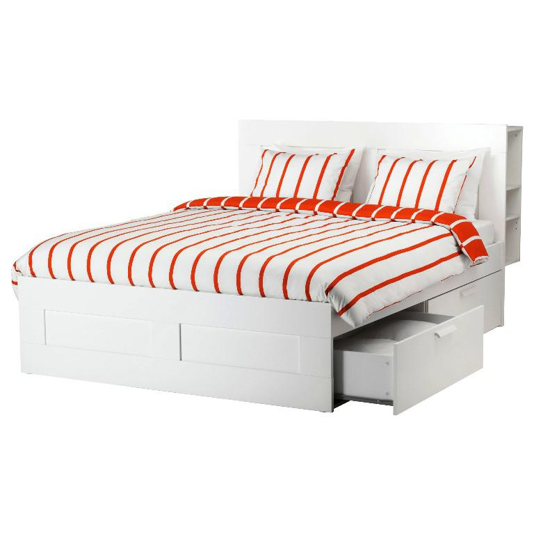 IKEA Brimnes Bed Full Size