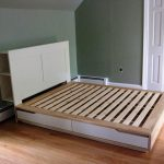 IKEA Brimnes Bed Headboard
